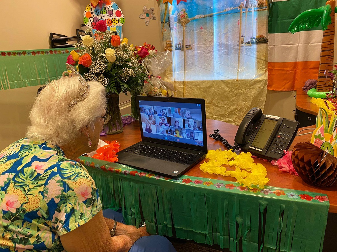 This Technology Lessens Depression in Lonely Seniors