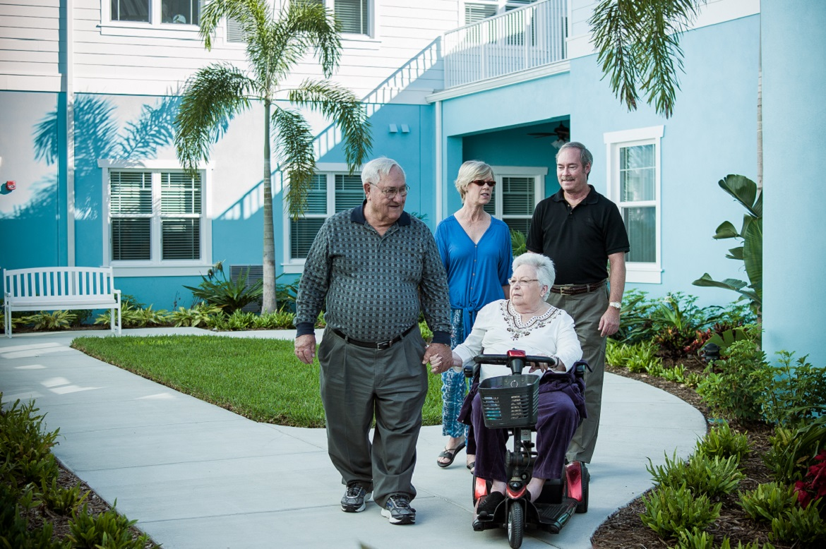 "Assisted Living Communities are ""Very Important"" to Most Adults, Says AARP Survey"
