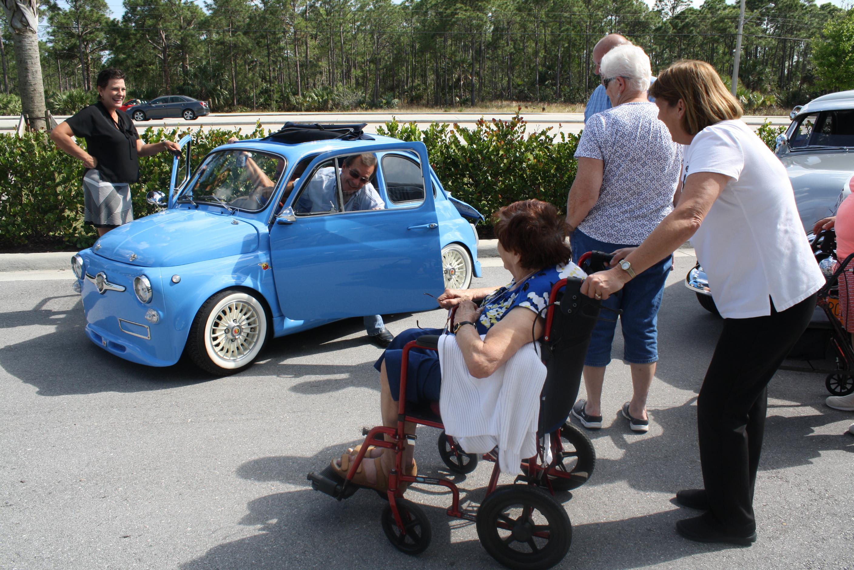 Grand Oaks of Jensen Beach Car Show Event