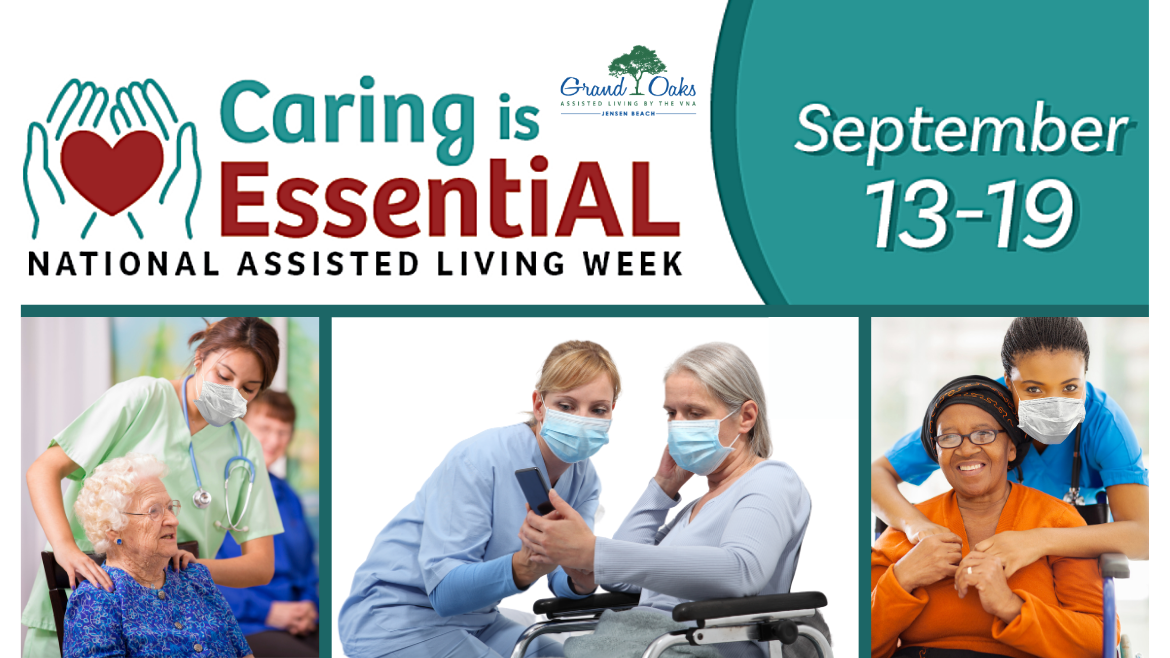 Gearing up for Assisted Living Week