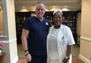 Grand Oaks Jensen Beach Nurses Week