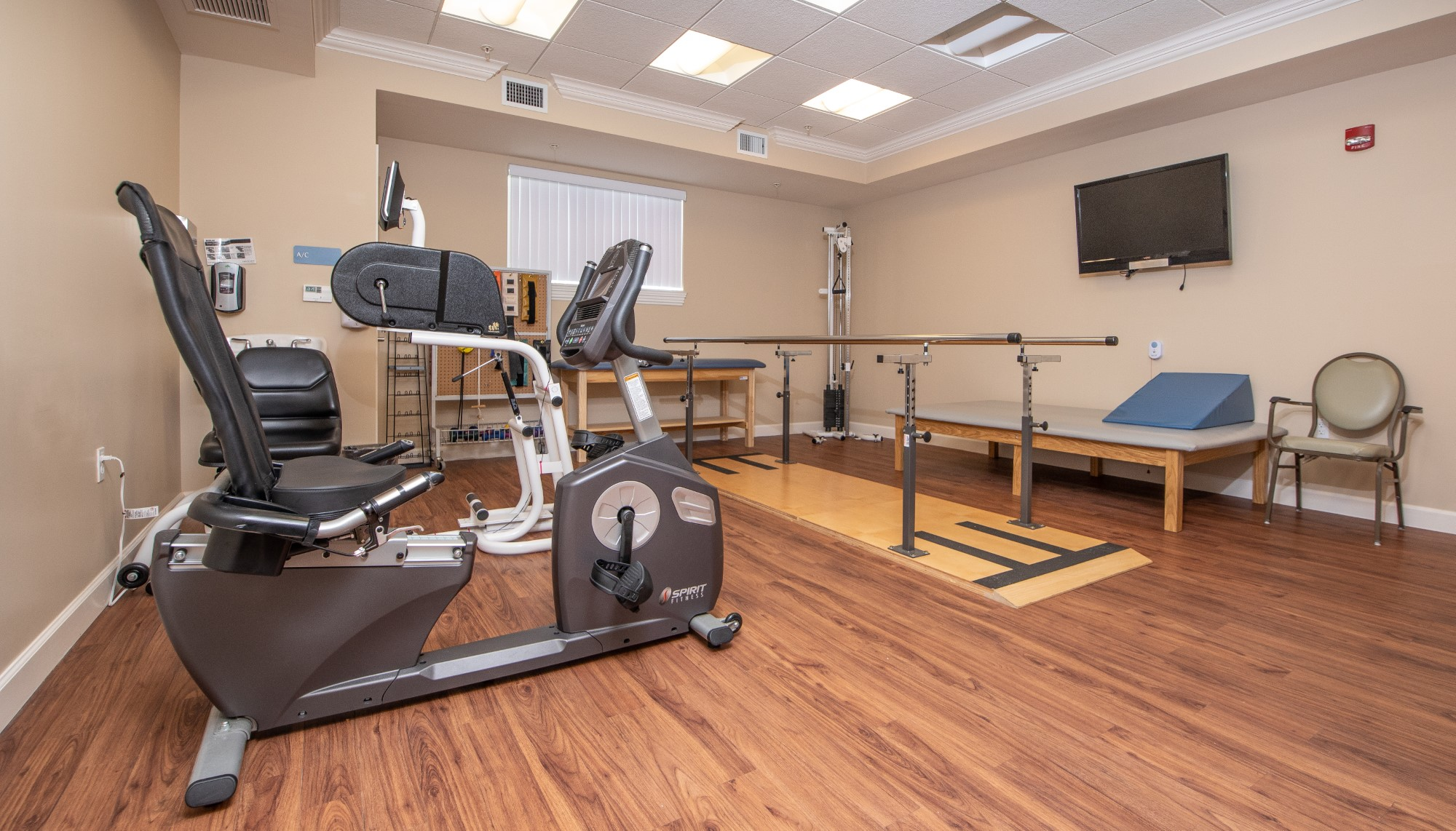 Grand Oaks of Jensen Beach Therapy Room