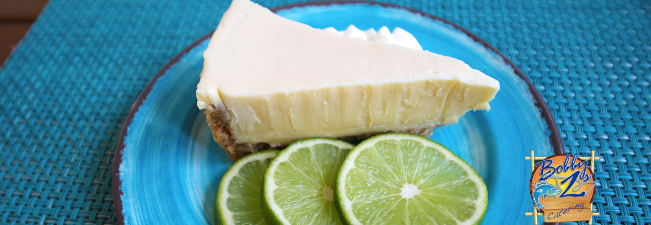 From Our Kitchen to Yours: Chef Bobby Z's Key Lime Pie