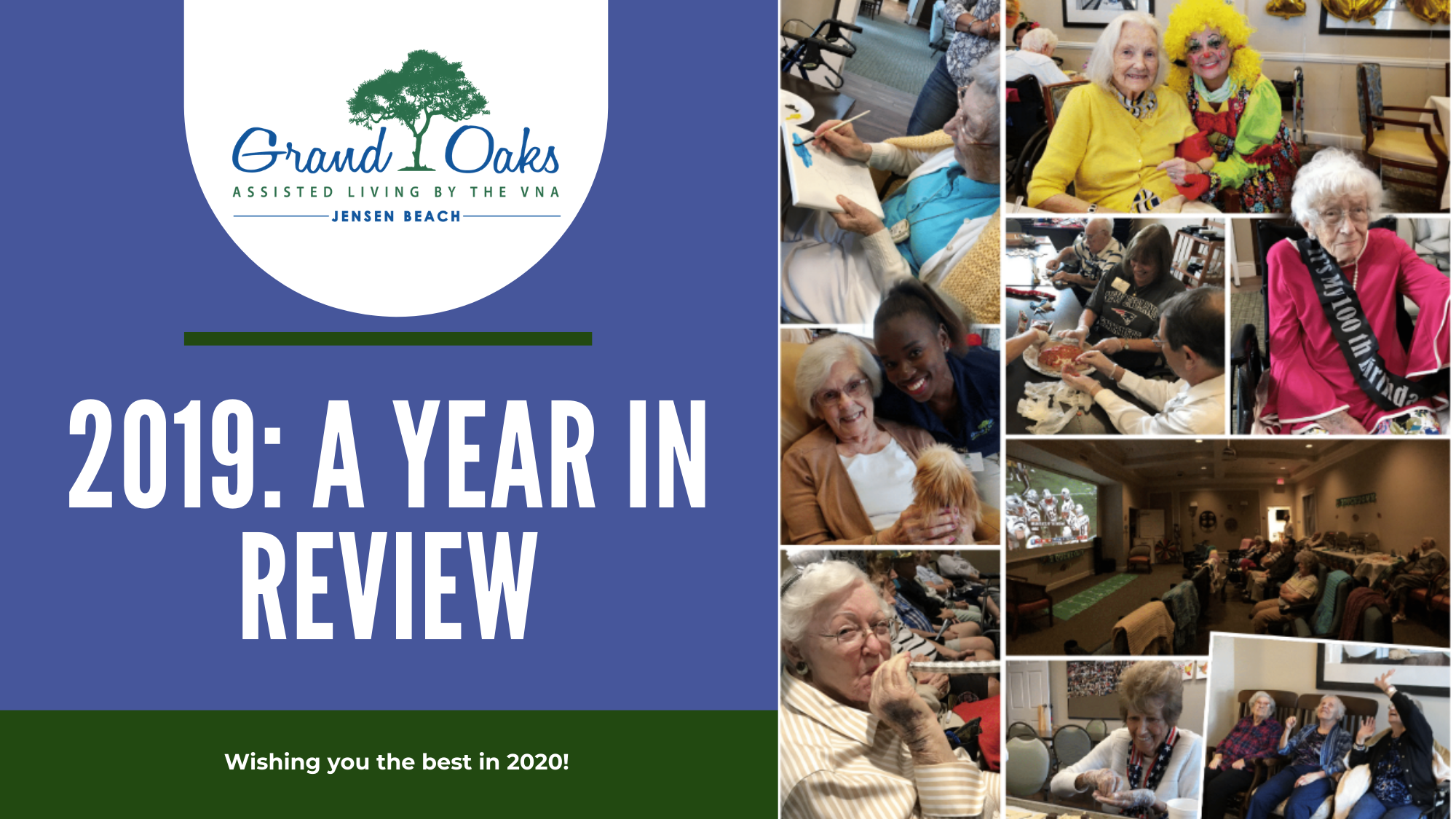 Grand Oaks of Jensen Beach: 2019, a Year in Review