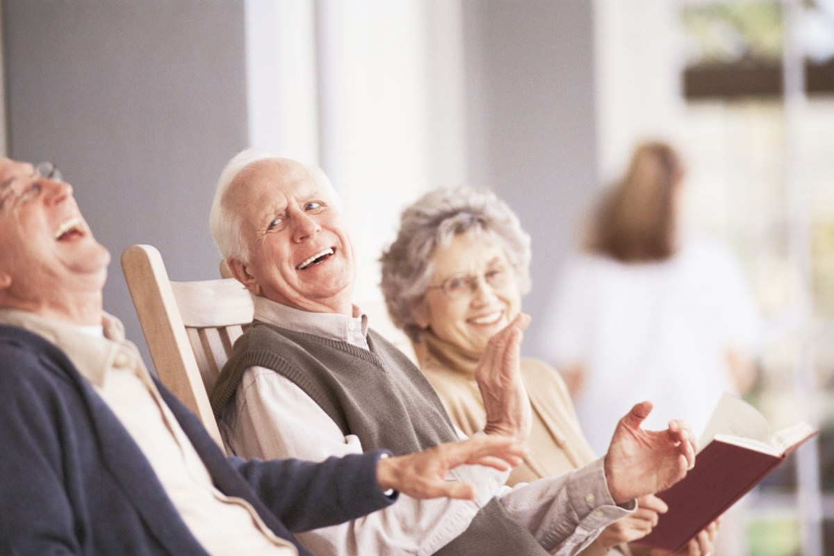 Older Americans Month Encourages Seniors to Connect, Create and Contribute